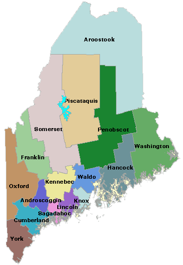 maine counties